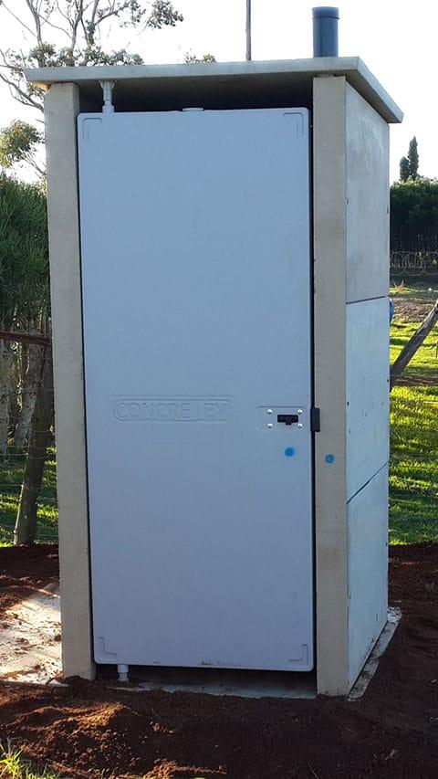 MK III Panel Toilet System