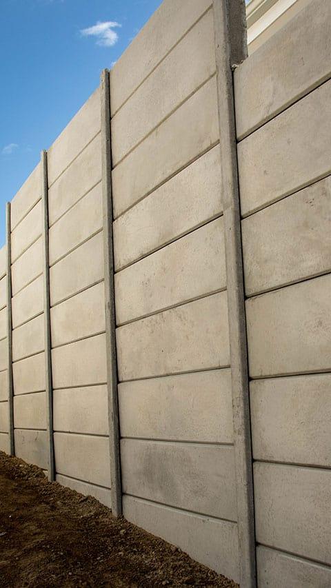 Precast Panel Walls Cape Town